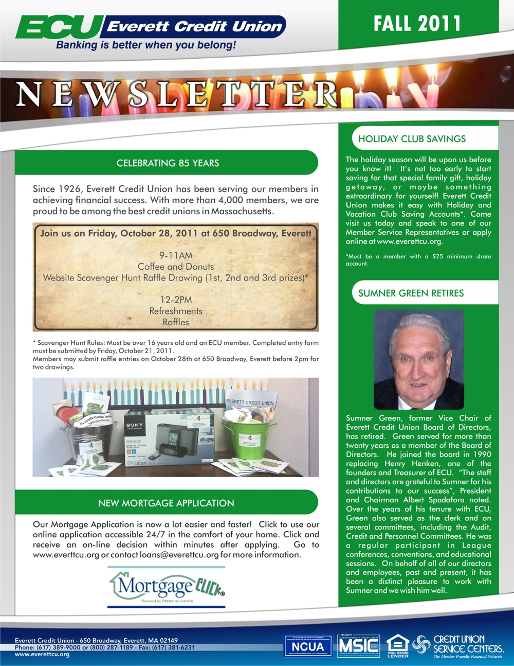 Newsletters – Bromley Agency