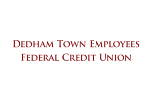 Dedham Town Employees FCU