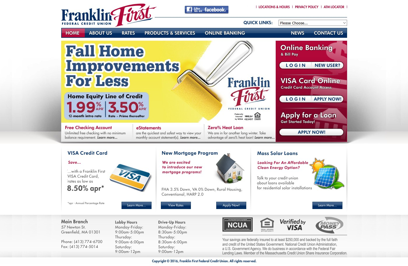 Franklin First FCU