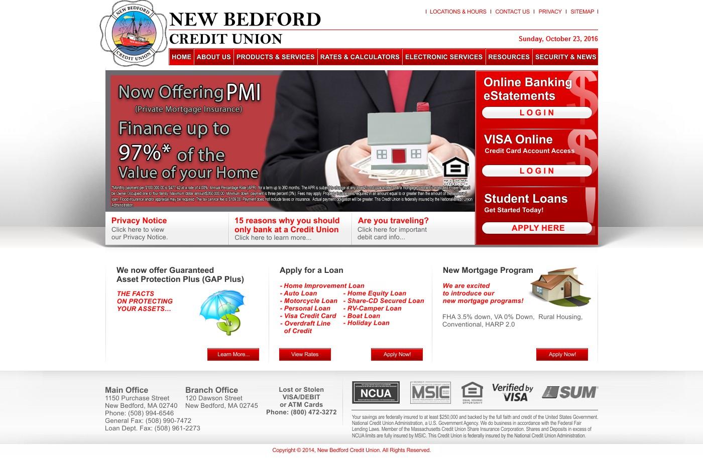 New Bedford CU